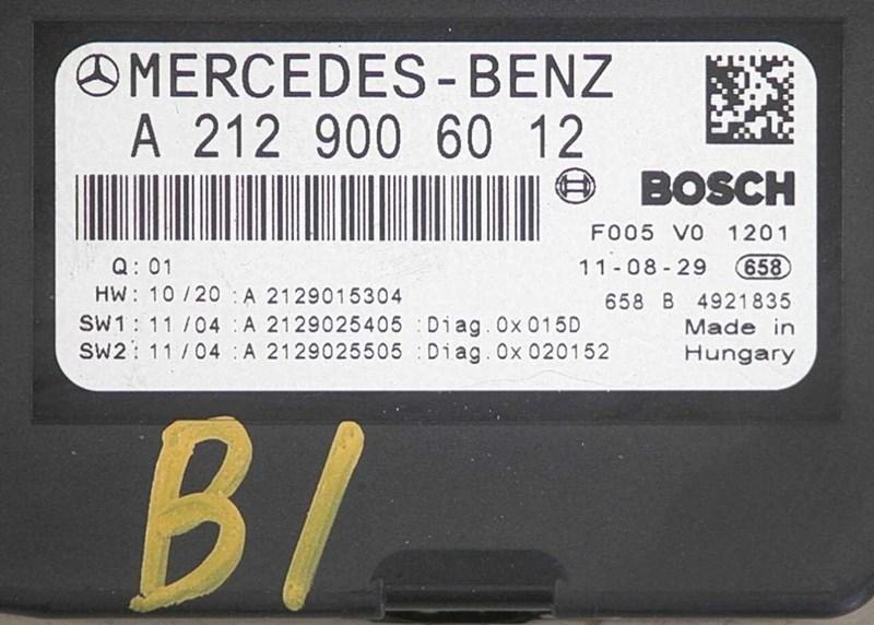 a2129006012 fuse box for mercedes e w212 09> | 651.925 | € 200,00 |  35066940 a2129006012 q:01 hw:10/20. a2129015304 sw1:11/04:a2129025405 sw2 :11/04.a2129025505  easyautoparts aps